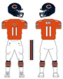 Bears alternate uniform