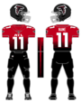 Falcons alternate uniform