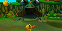 Blinky's Frog