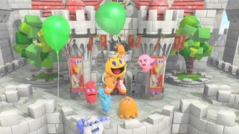 Pac-Man Party 3D - N3DS - Rediscover Pac-Man on 3DS! (E3 2011 Trailer)