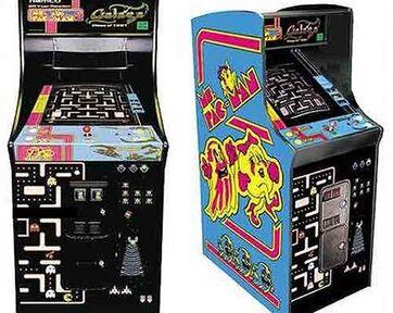 Ms.Pacman GalagaCabaret 19