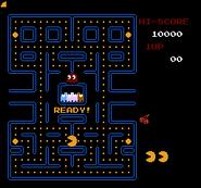 Pac-Man (NES) (Nestopia v1.40)
