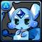 No.048  -{ブルーカーバンクル}-(藍色寶石獸)