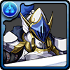 No.1651  青騎士・ミューズ(藍騎士・繆斯)