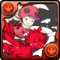 No.732  赤チョコボ&チョコボ士(紅色陸行鳥&陸行鳥士)
