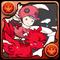 No.732  -{赤チョコボ&チョコボ士}-(紅色陸行鳥&陸行鳥士)