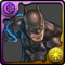 No.930  バットマン+Sグローブ(蝙蝠俠+電擊手套)
