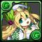 No.654  -{緑聖の豊麗神・フレイヤ}-(綠聖之豐麗神・芙蕾雅)