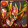 No.229  フェニックスナイト・ホムラ(鳳凰騎士・焰)