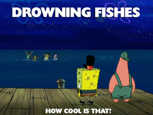Drowningfishes