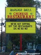 MS Burger Bell