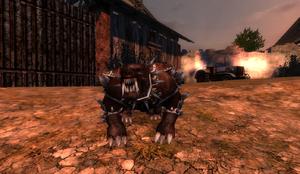 Beast in Animal Farm