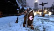 Viking Rock Thrower in Ragnarok