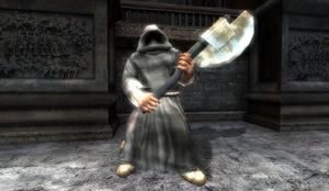 Standard Evil Monk in Atrium Complex
