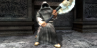 Evil Monk