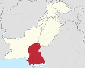 Pakistan Province Sindh 001