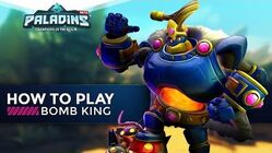 Paladins - How To Play - Bomb King (The Ultimate Guide!)