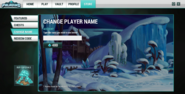 Store interface Change Name
