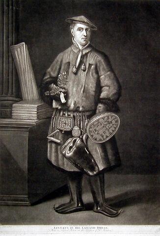 File:Carl Linnaeus dressed as a Laplander.jpg