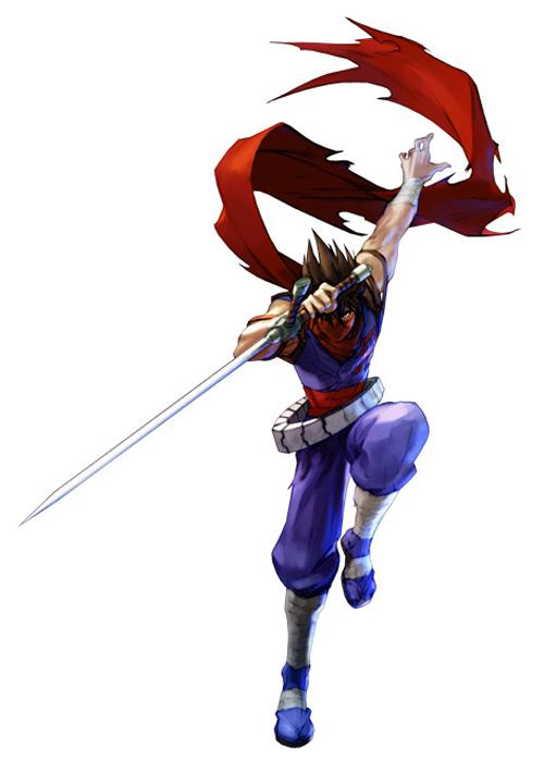 Strider Hiryu Namco
