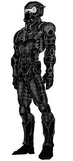 NE-BA-26 Special Body Armor
