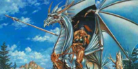 Metallic Dragons: Silver Dragon R.C.C.: