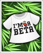 Pandanda Beta shirt