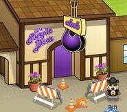 Pandanda The Purple Door Under-construction