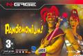 Pandemonium box cover N-gage 2