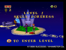 Skull Fortress PSN-upload