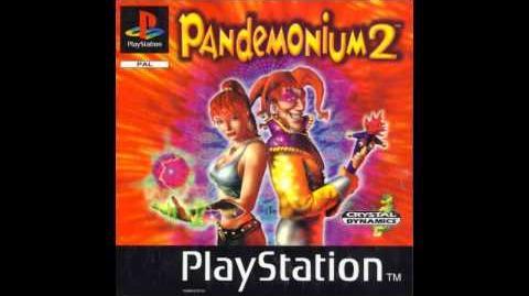 Music (HD) - Pandemonium 2 (psone) - Title