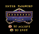 Passwords (Pandemonium!)