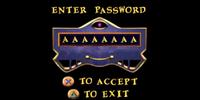 Passwords (Pandemonium!)