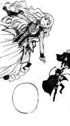 Acrobatic Marie