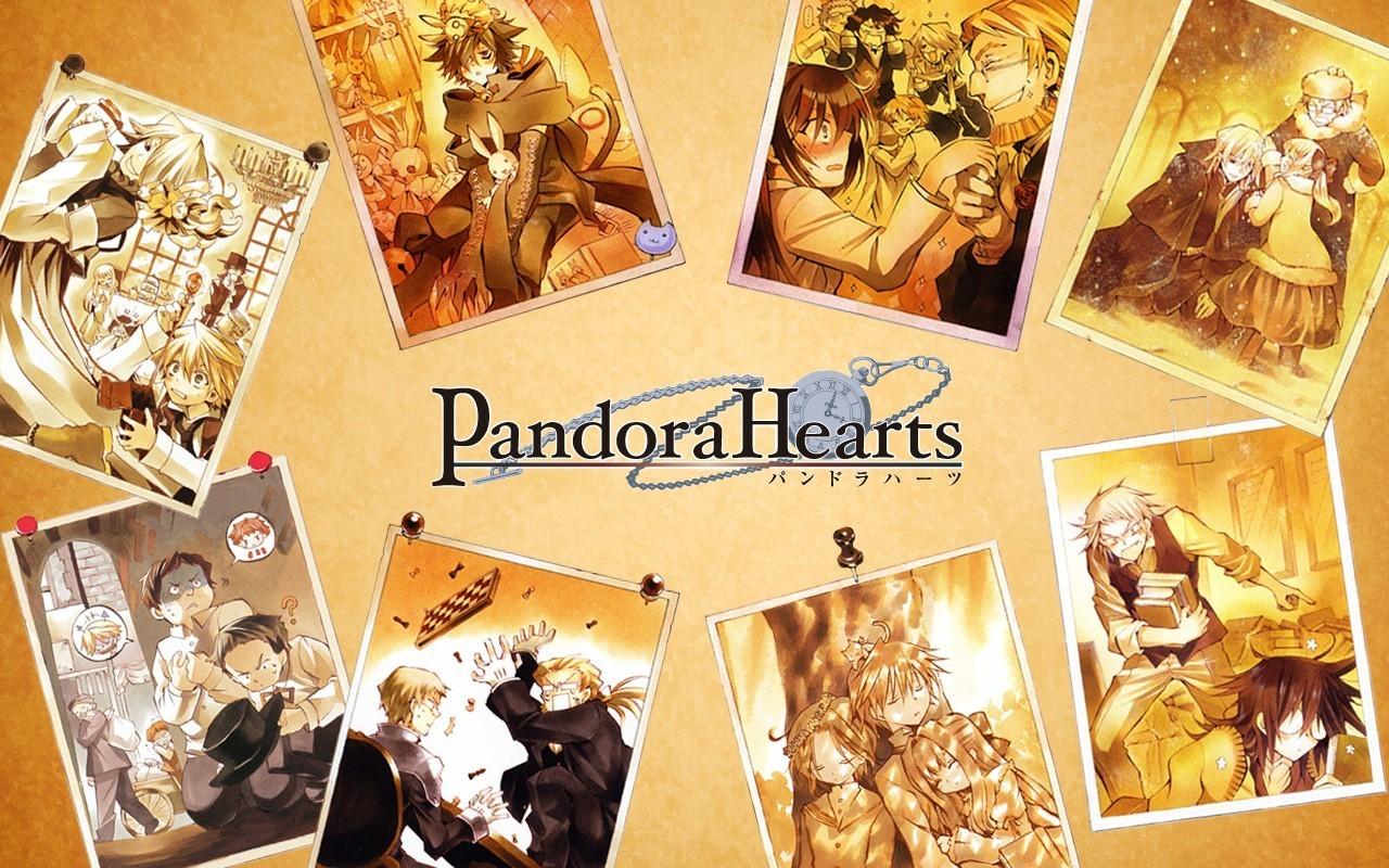 descargar pandora hearts manga pdf