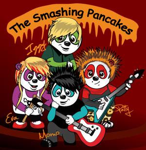 Smashing pancakes3