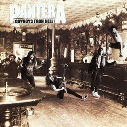 Pantera-CowboysfromHell-Front