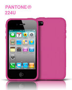 Iphone4 pink