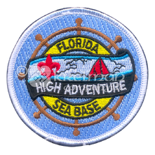 Sea Base patch