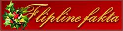 Fliplinefakta julelogo
