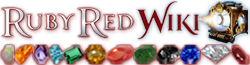 Ruby Red Wiki Logo