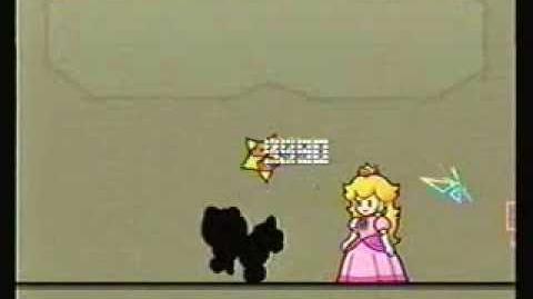 Super Paper Mario Boss Battle Shadoo