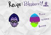 RecipeBlooberri