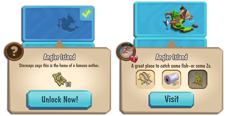 Trader islands