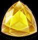 Yellow gem 2 large
