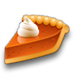 Pie large