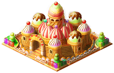 Icecream castle