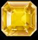 Yellow gem 3 large