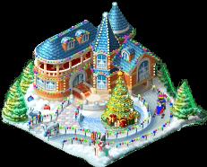 Xmas hotel christmas