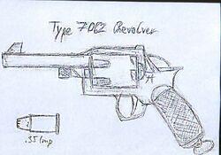 Type 7062 Revolver